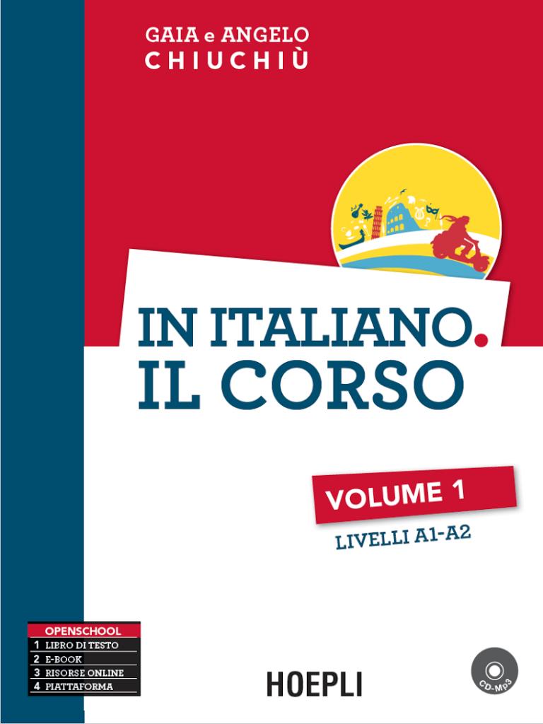 In italiano. Il corso